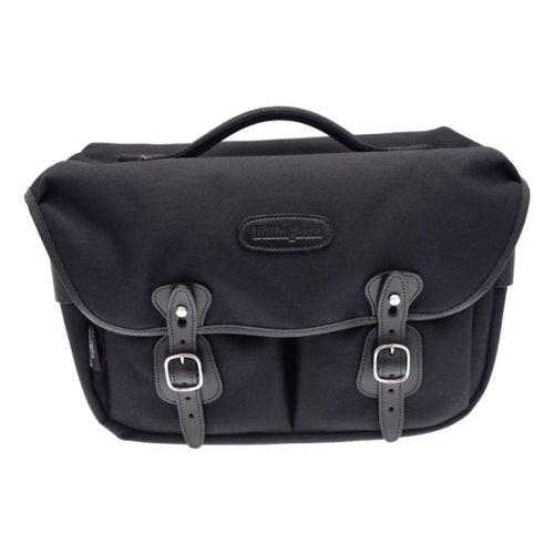 Billingham Hadley Pro Fibrenyte Camera Bag With Black Leather Trim - Black