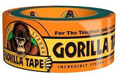 Gorilla Glue Double Thick Adhesive Duct Tape, 12 yards Lengt