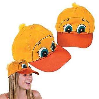 Cotton Ducky Baseball Cap Hat
