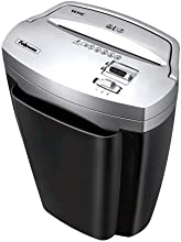 Fellowes Powershred W11C Cross-Cut Shredder with Safety Lock