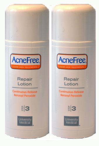 AnceFree Acnefree Repair Lotion Value Pack 2 x 2 oz each = 4 Oz