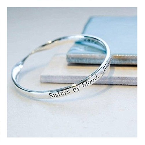 rue-b-bracelet-plaque-argent-avec-inscription-en-anglais-sisters-by-bloodbest-friends-by
