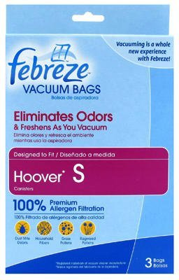 """Home Care Industries Inc F65247 """"Febreze"""" Premium Allergen Vacuum Cleaner Bag front-625639"""