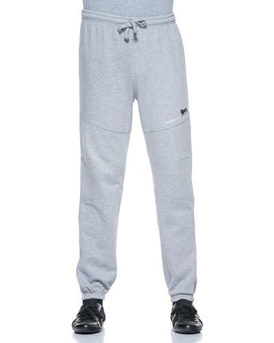 Lonsdale Pantalone Felpa Formby [Grigio]