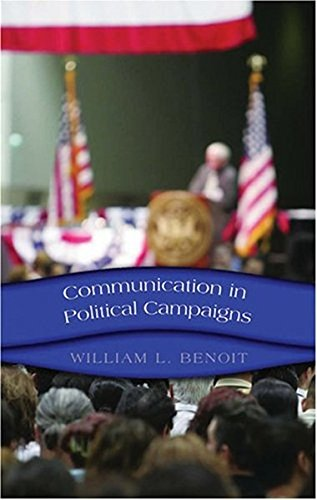 Communication in Political Campaigns (Frontiers in Political Communication)