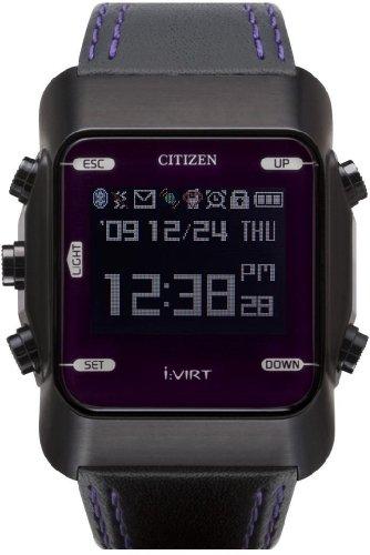 CITIZEN (シチズン) 腕時計 i:VIRT M アイバート M TM84-0343 メンズ