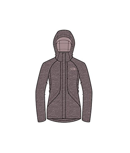 The-North-Face-Damen-W-Inlux-Insulated-Jacket-EU-Thermojacke-Rabbit-Grey-Heather-L