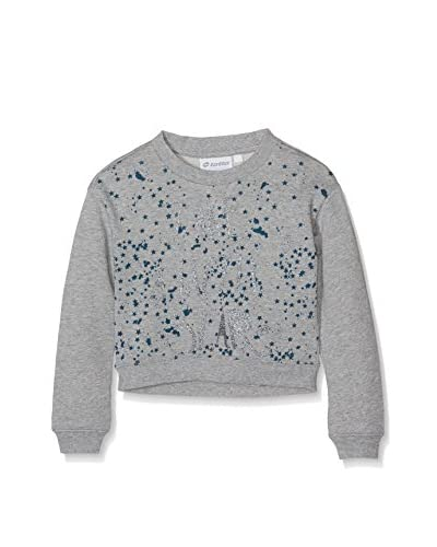 Lotto Sudadera Sweat Dolly G Gris Jaspeado
