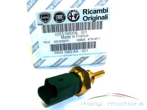 Original Lancia Temperaturfühler Temperatursensor - 55188058