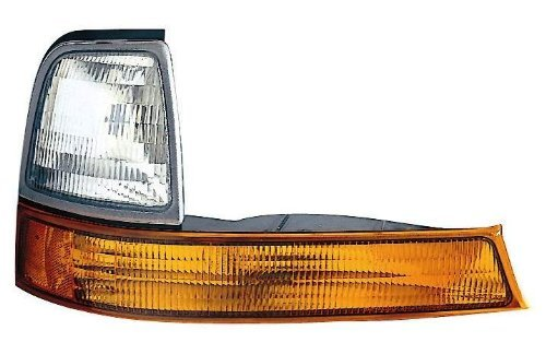 Depo 331-1629L-US Ford Ranger Driver Side Replacement Parking/Signal/Side Marker Lamp Unit Style: Driver Side (LH)