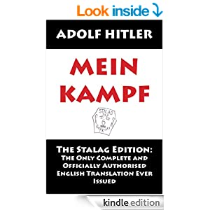 Amazon.com: Mein Kampf: The Stalag Edition eBook: Adolf Hitler: Kindle Store