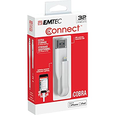 Emtec 32GB iCobra USB 3.0 Lightning (ECMMD32GT503)