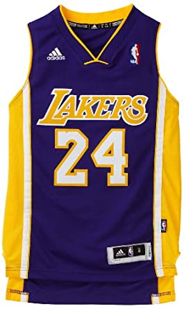 NBA Los Angeles Lakers Kobe Bryant Swingman Road Jersey Youth by adidas