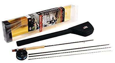 Abu Garcia Diplomat 904 LH Fly Rod and Reel Combo , - 9 ft from Abu Garcia