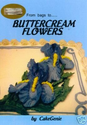 Buttercream Flowers Instructional Cake Decorating Video By Cakegenie