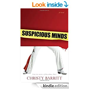 Suspicious Minds (Squeaky Clean Series, Book 2)