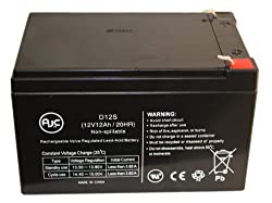 MK ES12-12, ES 12-12 12V 12Ah UPS Battery : Replacement