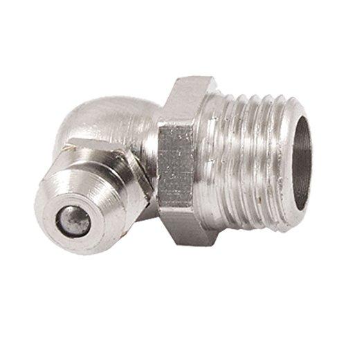 Metal mm ″ male thread degree angle grease nipple