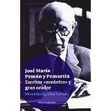 """José María peman y pemartin - escritor """"oceanico"""" y gran orador"""