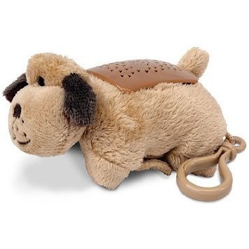 Pillow Pets Dream Lites Mini - Snuggly Puppy