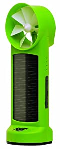 K3 Wind and Solar Mobile Charger (Green)
