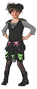 Rubies Goth Rock Costume Dress