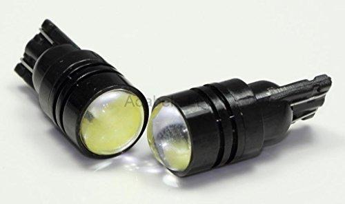 New 2X T10 Samsung Projector 9 Led White Super Bright Car Light Bulb 194 168 2825 W5W L71 @ 147, 152, 158, 159, 161, 168, 184, 192, 193, 194 2882 Compare To Sylvania Osram Phillips