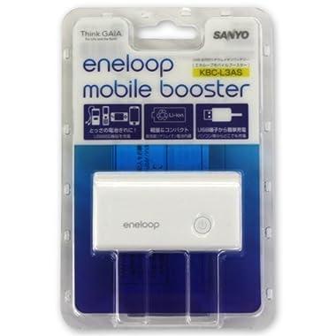 SANYO USB出力付きリチウムイオンバッテリー (専用リチウムイオン電池使用) KBC-L3AS
