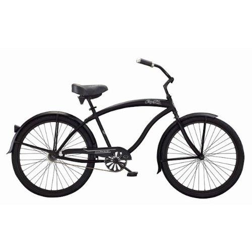 Mens Bike - STEALTH Beach Cruiser Bicycle 26 in