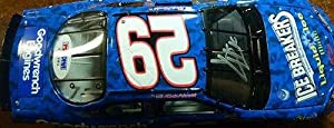 Kevin Harvick Autographed 2004 NASCAR Diecast # 29 Ice Breakers Car Rare PSA COA -... by Sports Memorabilia