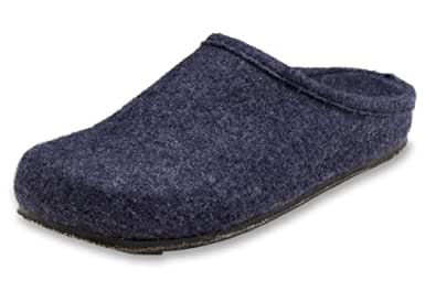 Orthaheel Navarre Mule Slipper - Navy - 13