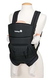 Safety 1st Youmi Babytrage bis 9 kg (ca. 9 Monate), Full Black
