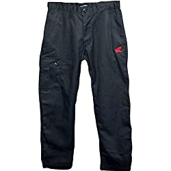 Troy Lee Designs Honda Team Men's Sportswear Pants - Black / Size 34