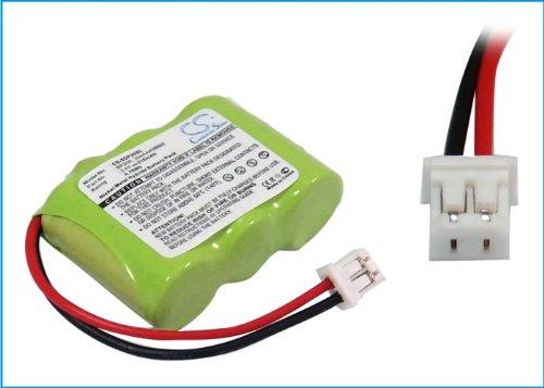 CS Akku Batterie 210mAh von akkucity für Dogtra Receiver 175NCP , Receiver 200NCP , Receiver 202NCP , Receiver 280NCP , Receiver 282NCP , Receiver 300M , Receiver 302M , Receiver 7000M , Receiver 7002M , Receiver EF-3000 Old , BP20R , 35AAAH3BMX