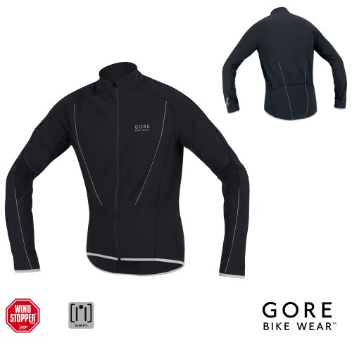 Gore Bike Wear Mens Power SO Cycling Jacket