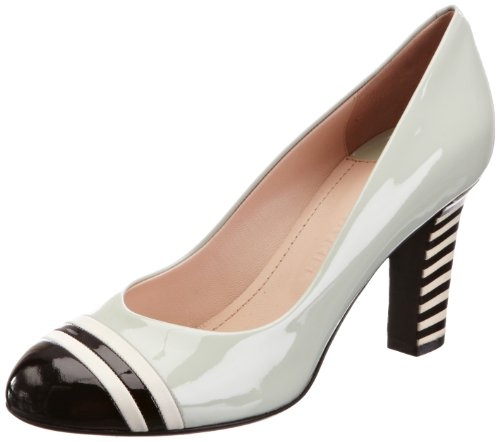 Sonia Rykiel Women's Grey Heels 3 UK