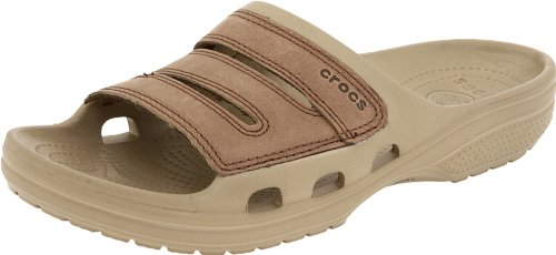 crocs Men's Yukon Slide Sandal