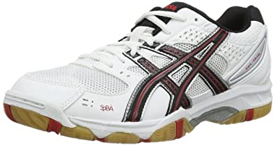 ASICS GEL-TASK Indoor Court Shoes - 8.5 - White