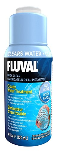 Fluval Quick Clear for Aquarium Water Treatment, 4-Ounce (Cloudy Water compare prices)