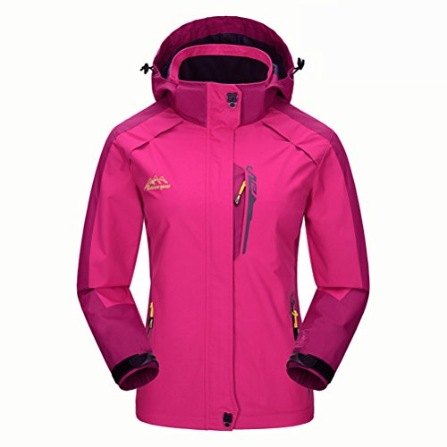 [Timeiya Women's Outdoor Windproof jackets for mountaineering Autumn] (Male Figure Skater Costume)