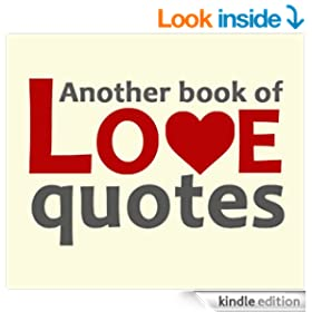 Another book of love quotes