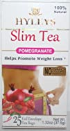 Hyleys Slim Tea Pomegranate 1.32 oz /…