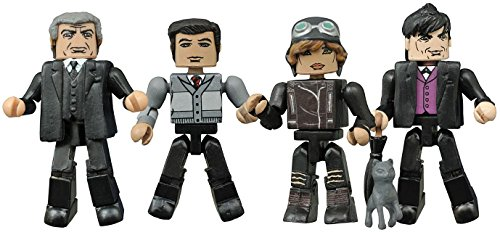 Diamond Select Toys Gotham: Series 2 Minimates Box Set