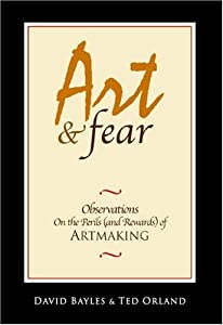 "Cover of ""Art & Fear: Observations On the..."