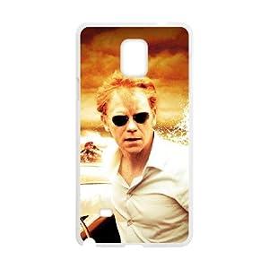 CSI Miami Samsung Galaxy Note 4 Cell Phone Case White cover xx001-3083381