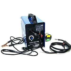 Flux Wire Welder Machine Mig 100 Welding No Gas Tools from TAZ