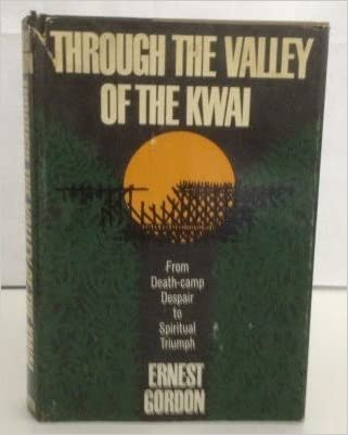 Through the valley of the Kwai