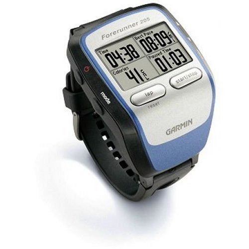 Garmin Forerunner 205 Wrist Worn GPS Personal Training Device
