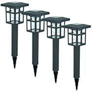 Do it Best Global SourcingESL0714-Pack Solar Light Set-4PK SOLAR LANTERN