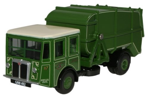 oxford-diecast-manchester-corp-shelvoke-and-drewry-dustcart-by-oxford-diecast